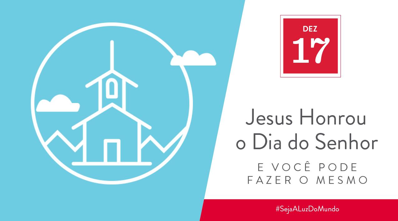 Dez 17 - Jesus Cuidou de Sua Mãe e Você Pode Fazer o Mesmo
