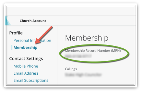 a) Ensure that all students have logged into account.churchofjesuschrist.org and have verified that their membership record number is showing in the system, and that their current email address is showing