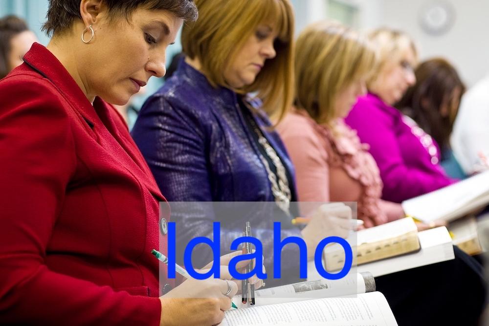 Idaho workshop